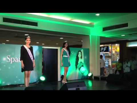 Miss Universe Thailand 2013 Sparsha  campaign