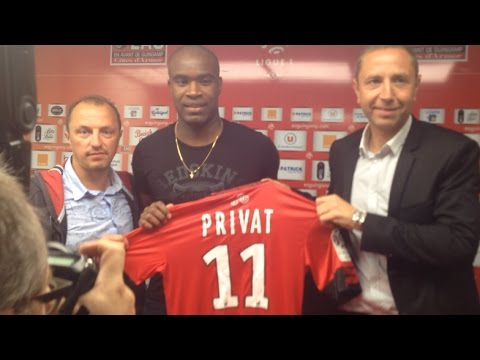 Sloan Privat, recrue d'En Avant