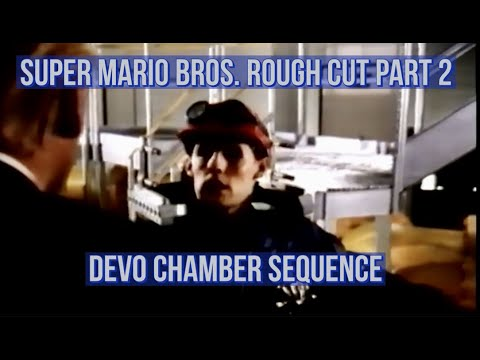 Exploring the Super Mario Bros. (1993) Extended Rough Cut Pt. 2: It's More Than Just Death