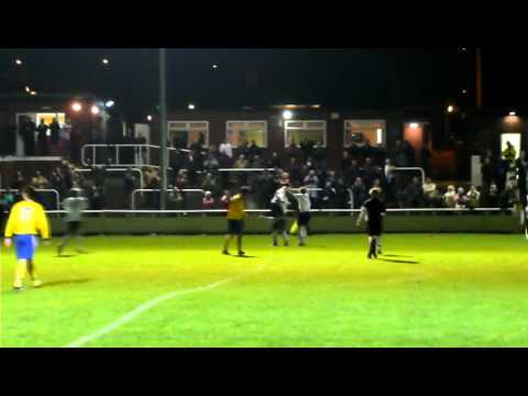 Mossley vs Lincoln Moorlands Railway (FA Cup 2010/11) - Mossley
