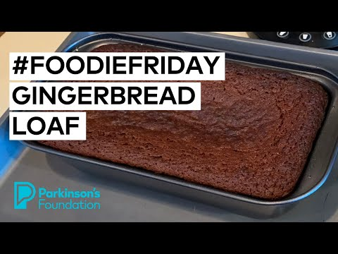 Foodie Friday: Gingerbread Loaf