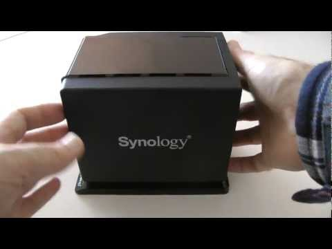 Synology DiskStation DS411 Slim NAS Review - YouTube
