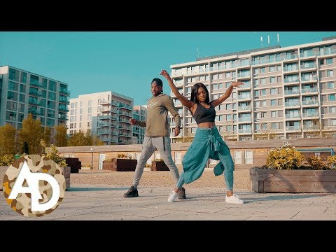 iLLbliss - Can't Hear You (Remix) ft. Runtown (Dance Video)