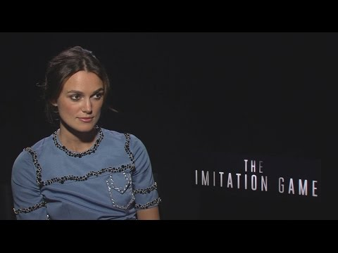 Keira Knightley Interview:  The Imitation Game, Benedict Cumberbatch, Everest, and More