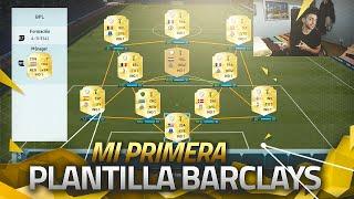 FIFA 16 | MI PRIMERA PLANTILLA BARCLAYS | Ultimate Team | DjMaRiiO