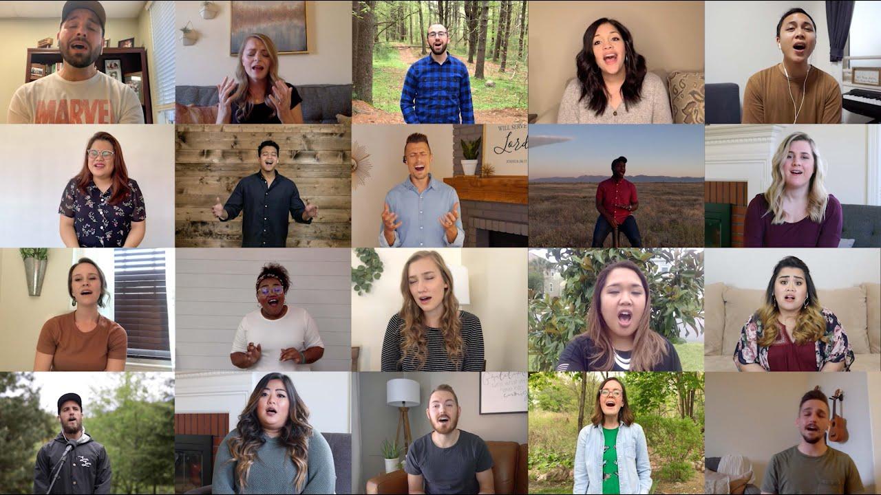 Psalm 23 // Virtual Choir