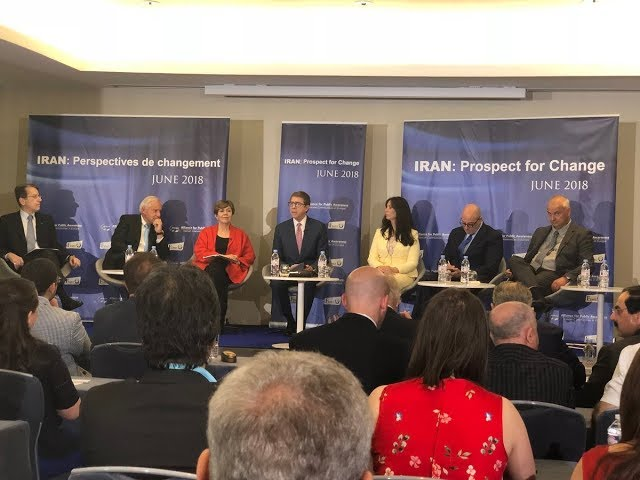 Panel Discussion on Iran: Policy on Iran