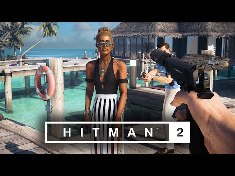 HITMAN 2 Master Difficulty - The Last Resort, Haven Island, Maldives (Silent Assassin Suit Only)
