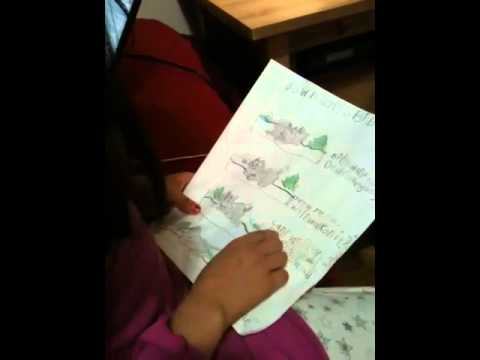 Maya Reading - Dyslexia Example