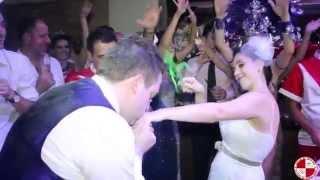 Casamento Buffet Villa Bisutti com Show Bateria Escola de Samba e Show de Mulatas