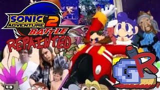 Games Repainted || Sonic Adventure 2 Hero Story Highlights