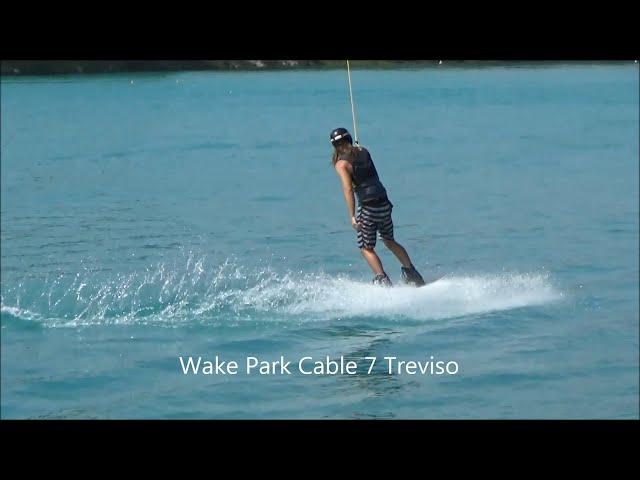 Wakepark Cable 7 Treviso - Lago le Bandie