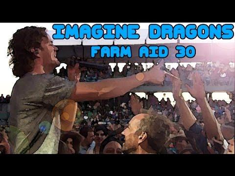 Imagine Dragons - Live @ Farm Aid 30 (Chicago 09/19/15)