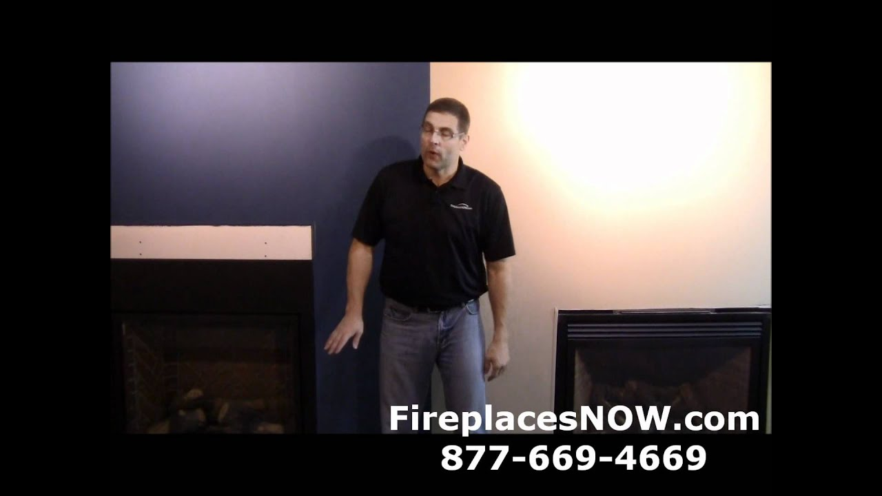 Circulating Fireplace Vs Radiant Fireplace Youtube