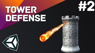 2D Tower Defense на Unity #2 - ИИ Врага