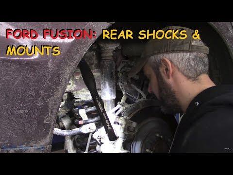 Ford Fusion - Rear Shocks & Mounts