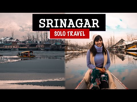 Srinagar - Traveling to Kashmir After Abrogation of Article 370 as a Solo Tourist - E01