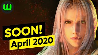15 Upcoming Games For April 2020 Pc, Ps4, Switch, Xbox One | Whatoplay