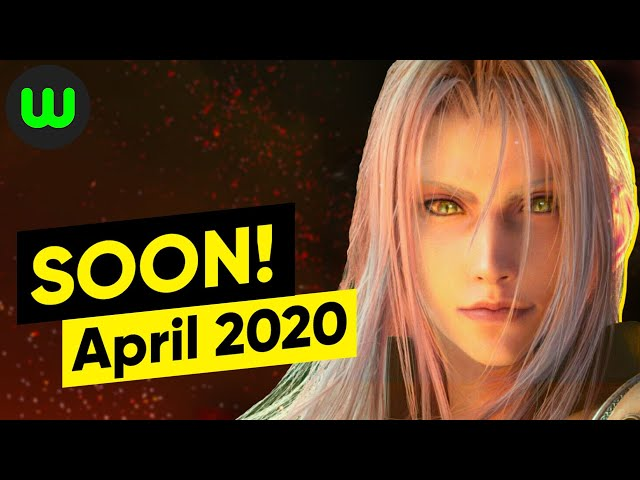 15 Upcoming Games for April 2020 (PC, PS4, Switch, Xbox One) | whatoplay