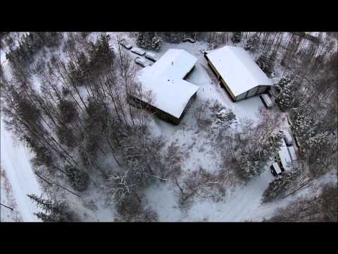 Christmas Video from a Drone