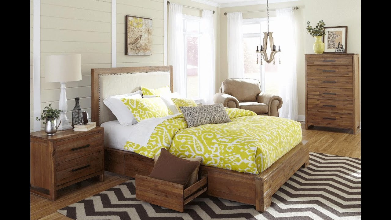 Waverly Bedroom (5500) by Cresent Fine Furniture - YouTube