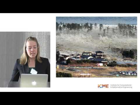 Jenny Suckale, Assistant Professor of Geophysics, Stanford University