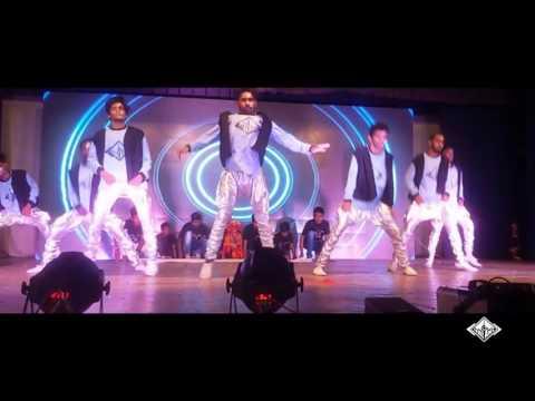 Hey Ganaraya Full Group Dance Video| D.C.PHALANX | Balaji Academy of Dance & Performing Arts