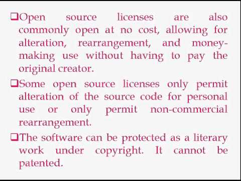 COPYRIGHT Protection software