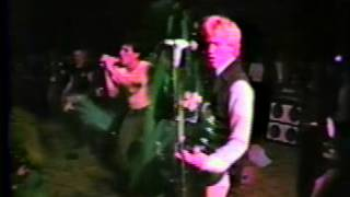MAD PARADE Sex And Violence 1985 Live