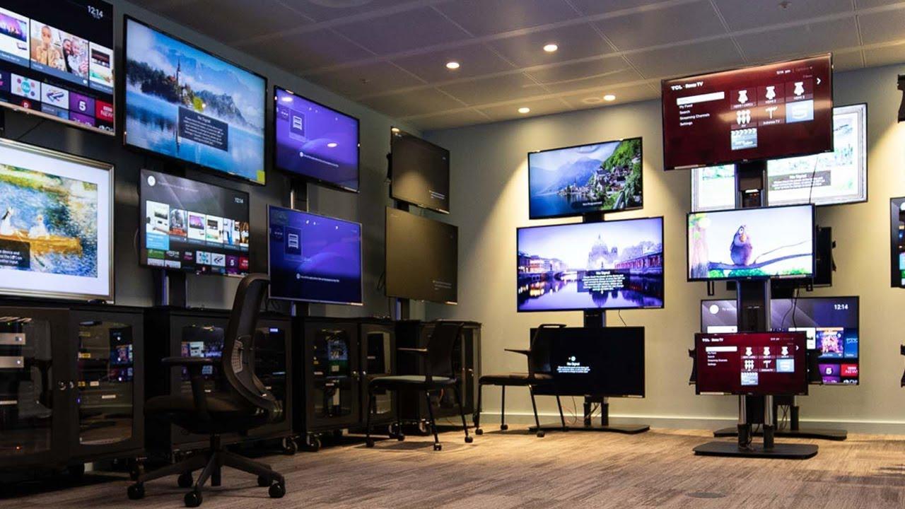 Amazon Prime Video in London