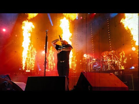 STAIND - Louder Than Life Festival 2019