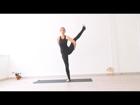 yoga tutoriel oiseau du paradis youtube. Black Bedroom Furniture Sets. Home Design Ideas