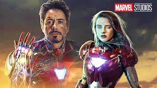 IRON MAN 4 ŞİMDİ YENİ OYUNCUSU İLE VİZYON A GİRİŞİNİ YAPIYOR (2021)MARVEL The Iron Man Is Returning