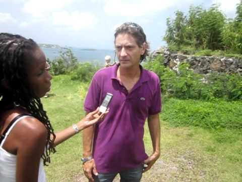 Fort Louis Tour Guide, St Martin
