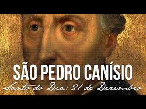 Resultado de imagem para S. PEDRO CANÍSIO
