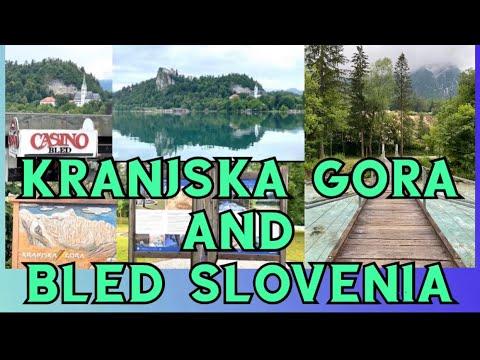Walking Tour In Kranjska Gora And Bled Slovenia | Jalan Jalan Ke Danau Bled Dan Kranjska Gora