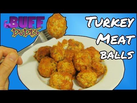 Turkey Meatballs - Healthy Slow Cooker Recipe