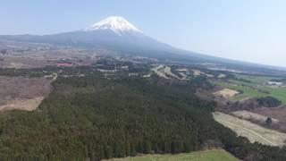 Phantom4 空撮 富士山スカイグラウンド thumbnail