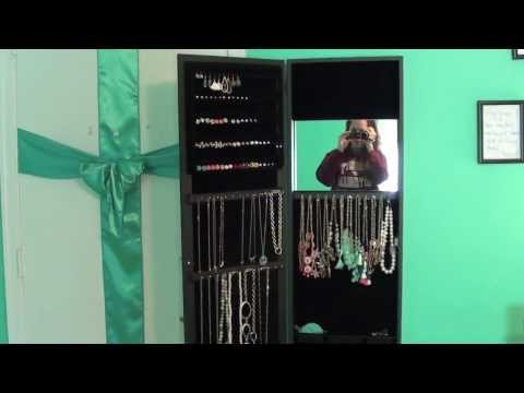 Updated Jewelry Collection and Organization 2014
