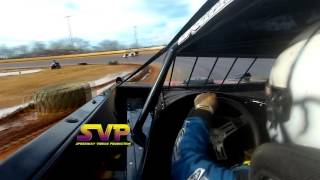 Boyds Speedway | Jason Manley #32 Late Model In-Car Camera