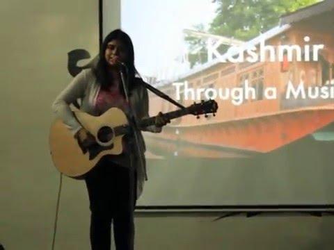 Kashmir- Through a musical lens