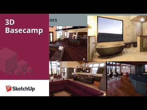 Business as Usual... in SketchUp – Erin Pfarr | 3D Basecamp 2018