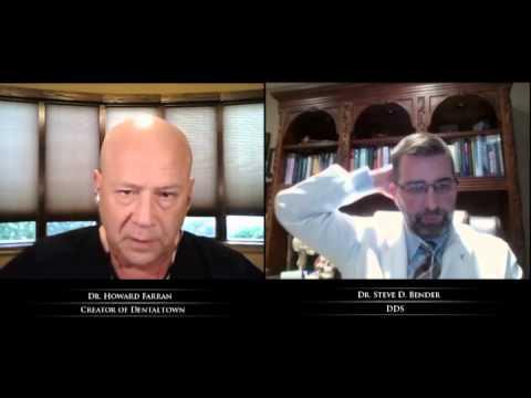 Deciphering Orofacial Pain with Dr. Steven Bender : Howard Speaks Podcast #36