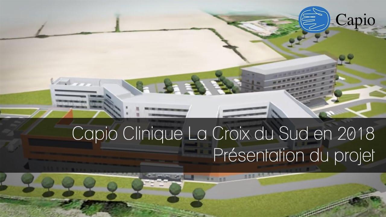 Capio Clinique La Croix Du Sud Quint Fonsegrives En 2018