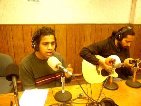 Stanford Radio - itsdiff show - Ilayaragam team -  Ilaya Nila