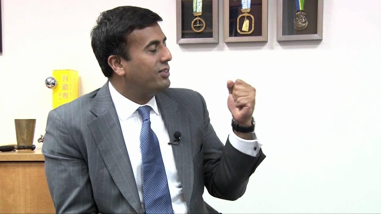 Ajmal Samuel in Conversation with KASH