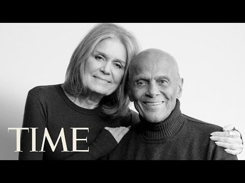 Gloria Steinem & Harry Belafonte: Still Carrying A Torch | TIME