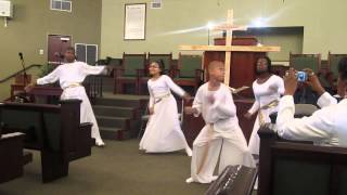 "Jerusalem Praise Dance To ""Take My Hand"""