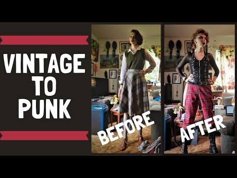 VINTAGE to PUNK