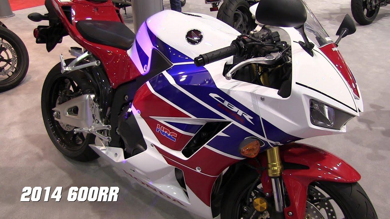 2014 Honda CBR 600RR Walk Around Video + Jamming Session :-) - YouTube